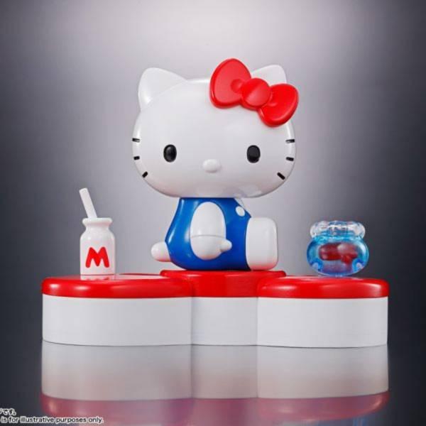 BANDAI / 超合金 / Hello Kitty / 凱蒂貓 45週年紀念 BANDAI,超合金,Hello Kitty,凱蒂貓,45週年紀念