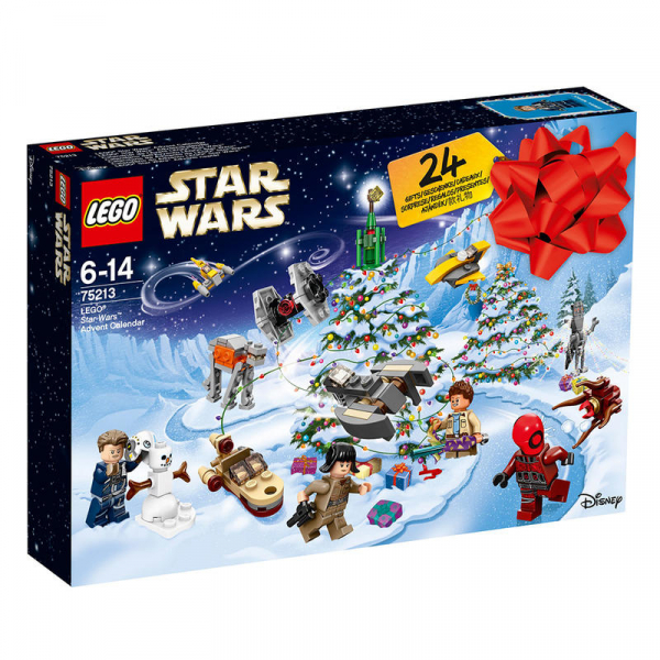 LEGO 樂高 75213 星際大戰 樂高驚喜月曆系列 LEGO,樂高,75213,星際大戰,樂高驚喜月曆系列