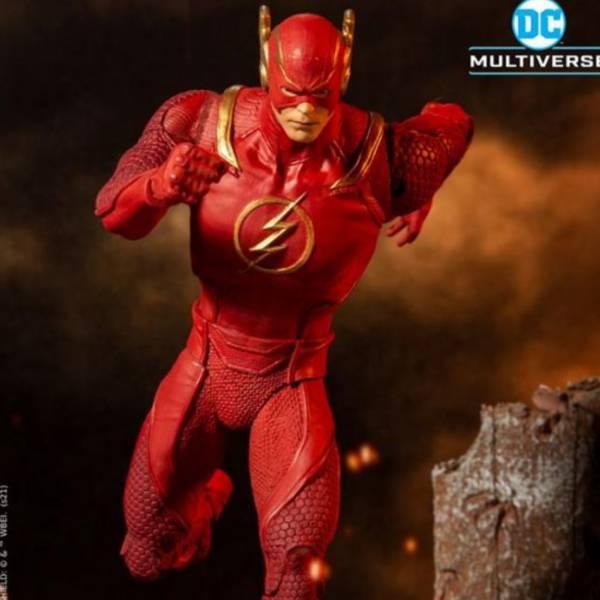 麥法蘭 McFarlane Toys DC Multiverse 7吋 超級英雄 武力對決 2 閃電俠 可動模型 麥法蘭,McFarlane,Toys,DC,Multiverse,7吋,超級英雄,武力對決,2,閃電俠,可動,模型,