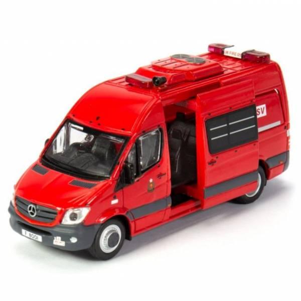 TINY 城市 81 賓士Mercedes-Benz Sprinter 消防指令車 合金車 TINY,城市81,賓士,Mercedes-Benz Sprinter,消防指令車,合金車