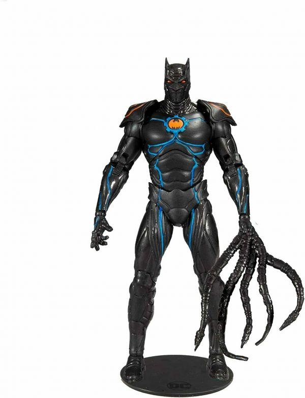 McFarlane Toys DC MULTIVERSE 暗黑之夜金屬 蝙蝠俠 殺戮機器 可動模型 McFarlane Toys,DC,MULTIVERSE,暗黑之夜金屬,蝙蝠俠,殺戮機器,可動模型,