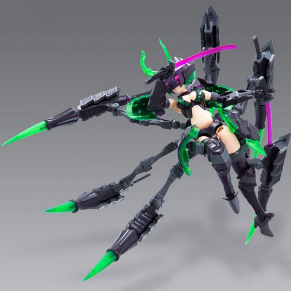 E-Model 御模道 原創機娘 ARACHNE 阿拉克涅2.0 寄葉 蜘蛛機娘 E-Model,御模道,原創機娘,ARACHNE,阿拉克涅2.0
