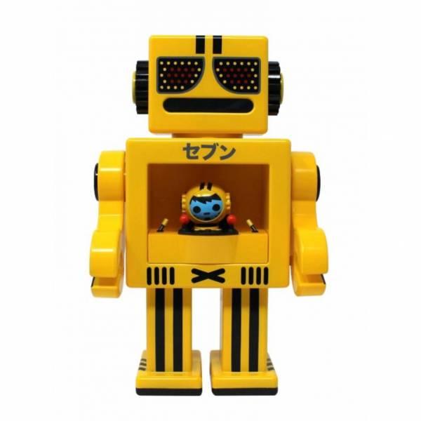 [全球限量] ZCWO OBOT MAX MECH  No.7超能機械師 ZCWO,OBOT,MAX MECH  No.7,超能機械師