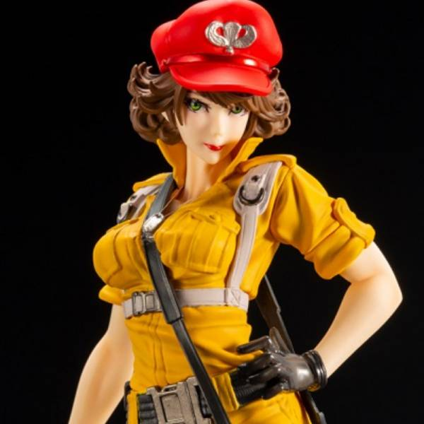 KOTOBUKIYA 壽屋 1/7 G.I. JOE美少女 除暴突擊隊 傑夫人 Lady Jaye CANARY ANN COLOR KOTOBUKIYA,壽屋 1/7,G.I. JOE,美少女,除暴突擊隊,傑夫人,Lady Jaye,CANARY ANN COLOR