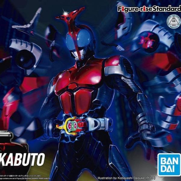 BANDA / Figure-rise Standard / 假面騎士KABUTO / 組裝模型 Figure-rise Standard,FRS,假面騎士KABUTO
