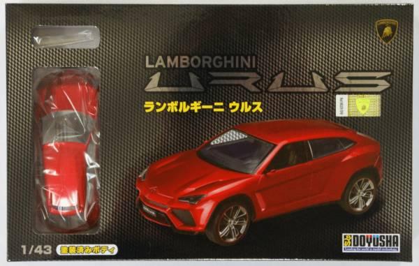 童友社 DOYUSHA 1/43 藍寶堅尼 Lamborghini Urus 組裝模型 童友社,DOYUSHA,1/43,藍寶堅尼,Lamborghini Urus,組裝模型