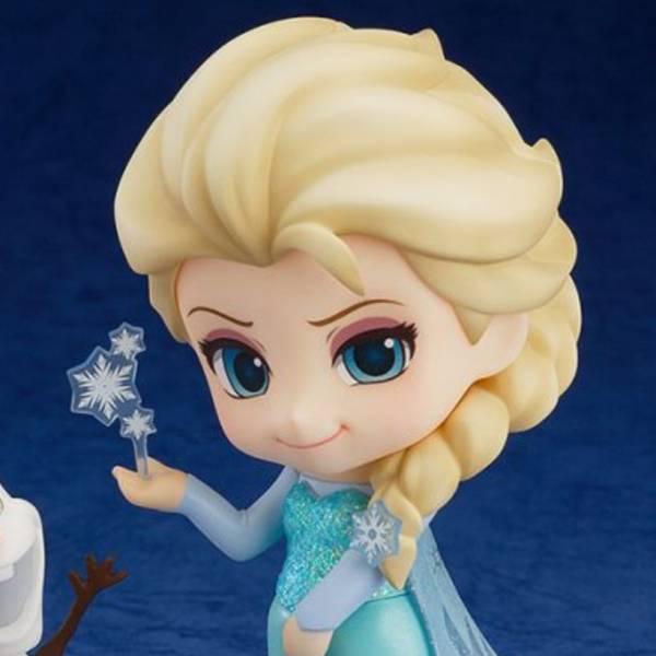 [日版] Good Smile 黏土人 #475 冰雪奇缘 艾莎 Elsa  Good Smile,黏土人,#475,冰雪奇缘,艾莎ㄝ,Elsa