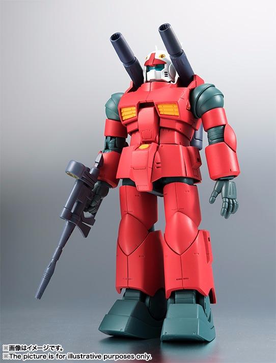 BANDAI ROBOT魂 <SIDE MS> 機動戰士鋼彈 鋼加農 ver. A.N.I.M.E. 鋼加農,初剛,機動戰士,鋼彈