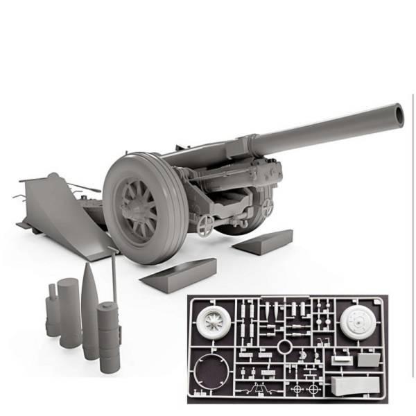 THUNDER MODEL 1/35 英軍 7.2英寸 榴彈砲 THUNDER MODEL,1/35,英軍,7.2英寸,榴彈砲