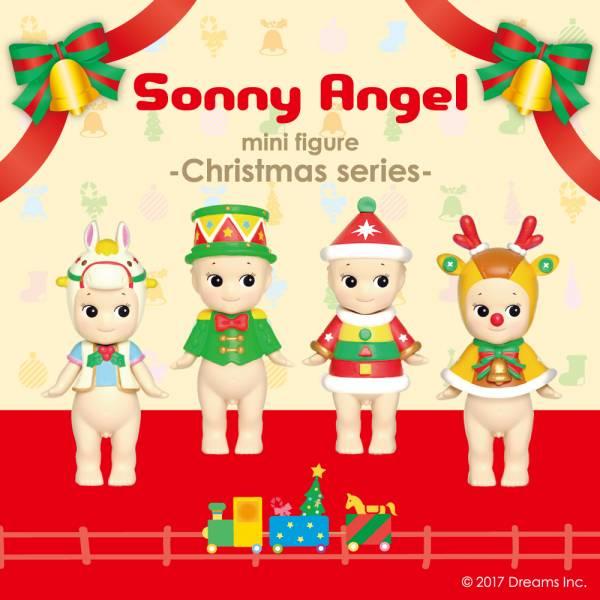 DREAMS 盒玩 SonnyAngel Minifigure 聖誕節限量版2019 全4種+2隱藏 盲盒 一中盒12入販售 DREAMS,盒玩,SonnyAngel,Minifigure,聖誕節限量版2019,胡桃鉗玩具兵