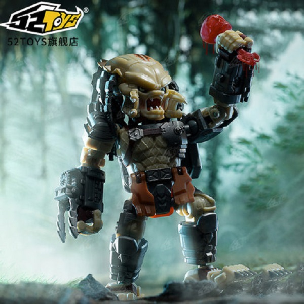 52TOYS 萬能匣 MEGABOX 終極戰士 Predator 52TOYS,萬能匣,MEGABOX,終極戰士 Predator