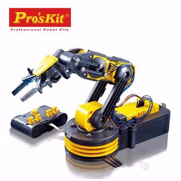 Pro's Kit / 動力機器手臂 / 組裝模型 Pro's Kit,動力機器手臂,組裝模型