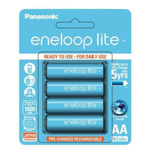 Panasonic eneloop / 充電池水藍3號4入1000mah BK-3LCCE/4BT Panasonic eneloop,充充電池水藍3號4入,1000mah,BK-3LCCE/4BT