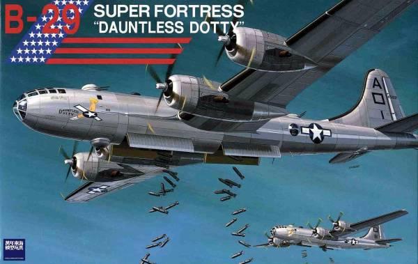 1/144 B-29 空中堡壘 轟炸機 SUPER FORTRESS DAUNTKESS DOTTY FUJIMI 1441 富士美 組裝模型 FUJIMI,1/144,144,B-29,FORTRESS,DAUNTKESS,DOTTY,