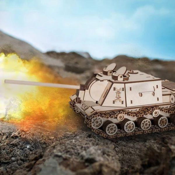 Ethne 白俄羅斯 EWA 重砲英雄 木頭組裝動力模型 Ethne,白俄羅斯,EWA,重砲英雄,木頭組裝動力模型,
