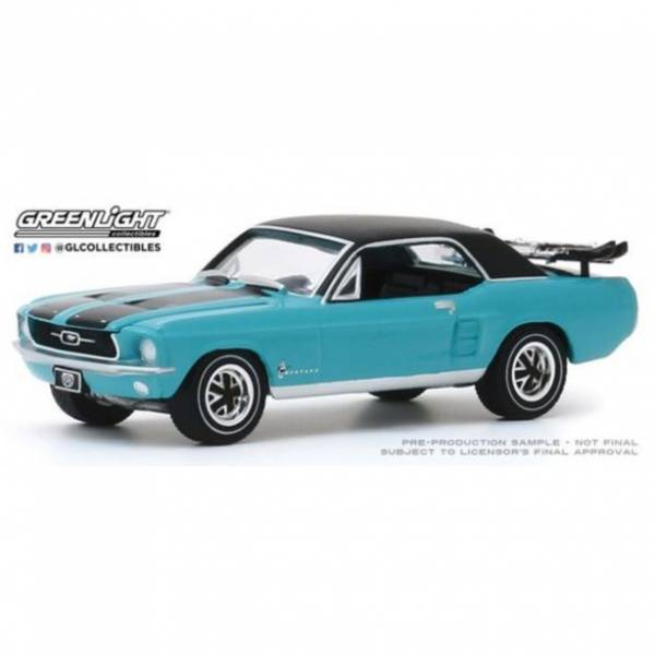 IDEA 1/64 1967 福特 FORD Mustang Coupe Ski Country Special 合金車 IDEA,1/64,1967,福特,FORD Mustang Coupe Ski Country Special