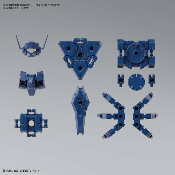 BANDAI 1/144 30MM #23 指揮官機用選配式裝甲 拉比歐用 海軍藍 BANDAI,1/144,30MM,#23,指揮官機用選配式裝甲,拉比歐,海軍藍