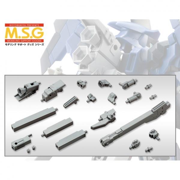 Kotobukiya / MSG / 擴充武裝零件 / MJ03 / 推進器與燃料增槽組 Kotobukiya,MSG,擴充武裝零件,MJ03,推進器與燃料增槽組
