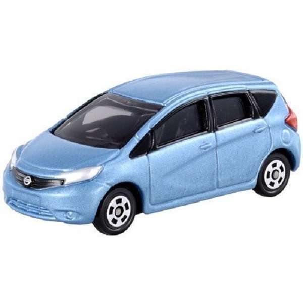 TOMICA 多美小汽車 1/63 #103 NISSAN NOTE 已塗裝玩具車 TOMICA,多美小汽車,1/63,#103,NISSAN,NOTE,已塗裝玩具車