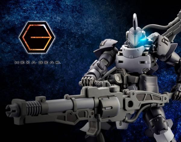 Kotobukiya / 1/24 / Hexa Gear六角機牙 / 支配者Governo 騎士尼諾 重砲 組裝模型 Kotobukiya,1/24,Hexa Gear,六角機牙,支配者Governo 騎士尼諾 重砲
