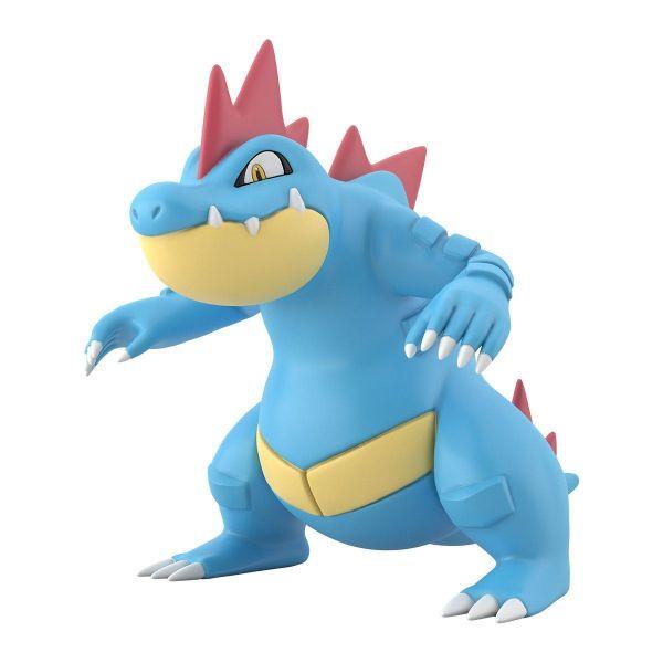 BANDAI / 盒玩 / SCALE WORLD 第二彈 / 神奇寶貝 精靈寶可夢 大力鱷 BANDAI,盒玩,SCALE WORLD 2,大力鱷