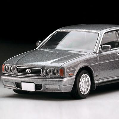 TOMYTEC / 1/64 / LV-183a / 日產 NISSAN Gloria Gran Turismo Altima 灰色 TOMYTEC,1/64,TLV-183a,日產,NISSAN Gloria Gran Turismo Altima