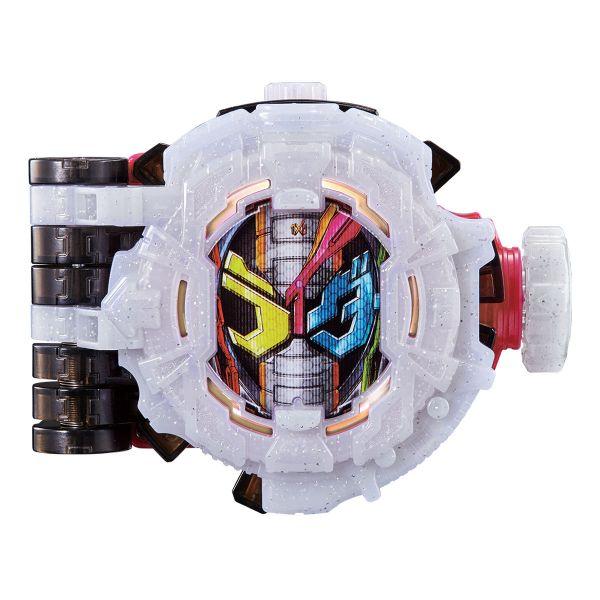 BANDAI 假面騎ZI-O DX 三重型態騎士手錶 BANDAI,假面騎ZI-O,DX,三重型態騎士手錶