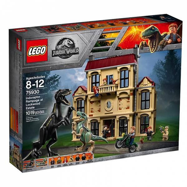 LEGO 樂高 75930 侏儸紀世界 暴走的帝王迅猛龍 LEGO,樂高,暴走的帝王迅猛龍,75930,侏儸紀世界