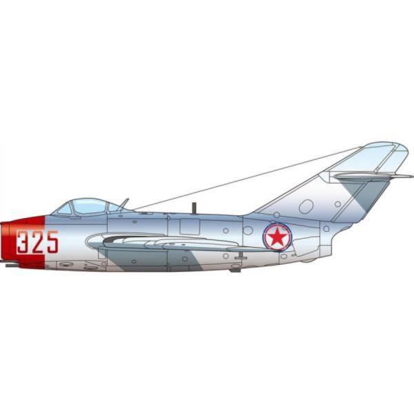 PLATZ 1/72 AE-21 MiG-15bis Fagotto 朝鮮戰爭 組裝模型 PLATZ,1/72,AE-21,MiG-15bis,Fagotto,朝鮮戰爭,組裝模型,