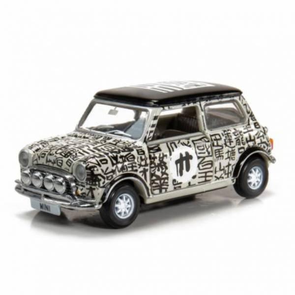 TINY Mini Cooper Mk 1 2000年代 九龍皇帝 合金完成品 TINY,Mini Cooper Mk 1,2000年代,九龍皇帝