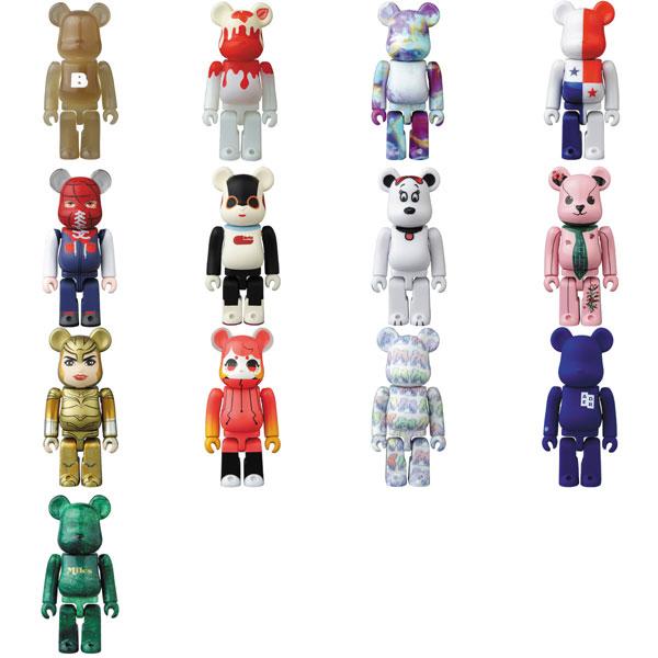 Medicom Toy 盒玩 BE@RBRICK SERIES 40 全13種 一中盒24入販售 Medicom Toy,盒玩,BE@RBRICK,SERIES 40