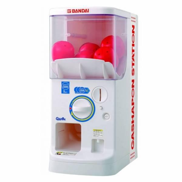 BANDAI 1/2 扭蛋機PLUS 轉蛋機 萬代公式用扭蛋機台 BANDAI ,1/2 ,扭蛋機PLUS ,轉蛋機 ,萬代公式用扭蛋機台