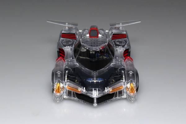 AOSHIMA / 1/24 / 閃電霹靂車 / 阿斯拉 G.S.X / 透明版 / 組裝模型 AOSHIMA,1/24,閃電霹靂車,阿斯拉,G.S.X,透明版