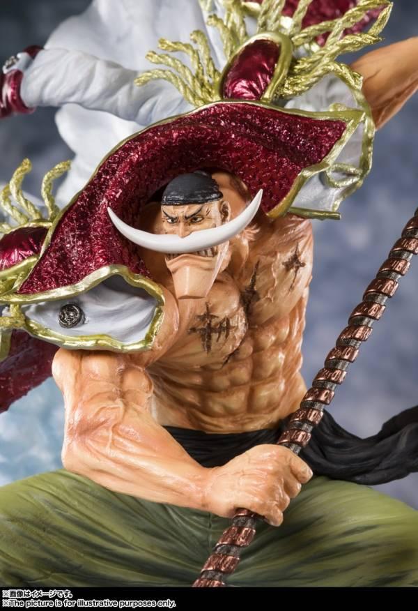 BANDAI / Figuarts ZERO / 海賊王 / 艾德華·紐蓋特 白鬍子海賊團船長 BANDAI,Figuarts ZERO,海賊王,艾德華·紐蓋特,白鬍子海賊團