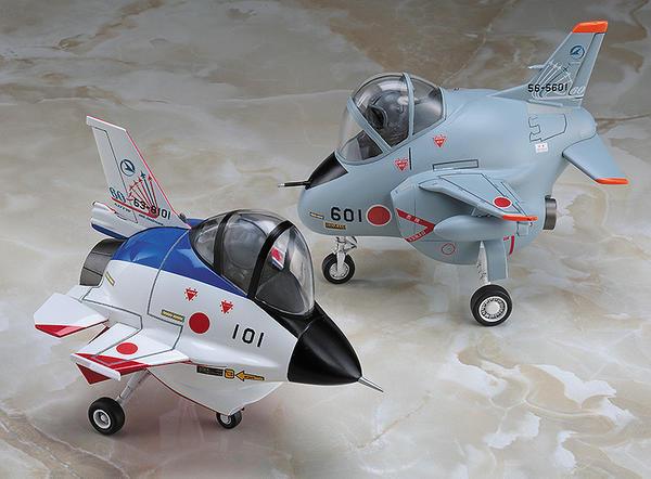 Hasegawa 蛋機 F-2&T-4 飛行開發實驗團 60周年紀念 組裝模型 Hasegawa, 蛋機, F-2&T-4 飛行開發實驗團 60周年紀念 組裝模型