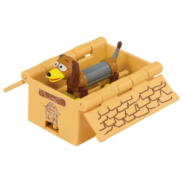 TOMICA 多美小汽車 / 迪士尼 / 玩具總動員 彈簧狗 TS-08 TOMICA,多美小汽車,迪士尼,玩具總動員,彈簧狗,TS-08