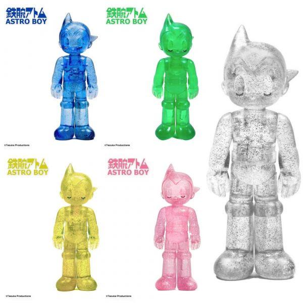 TOKYO TOYS 原子小金剛公仔 透明色版 全五款 分別販售 TOKYO TOYS,原子小金剛,公仔,透明色,版,全五款,分別販售,