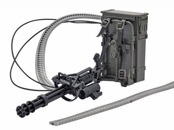 Tomytec / 1/12 / 迷你武裝 / LA022 / M134型 / 迷你砲機槍 Tomytec,1/12,迷你武裝,LA022,M134型,迷你砲機槍