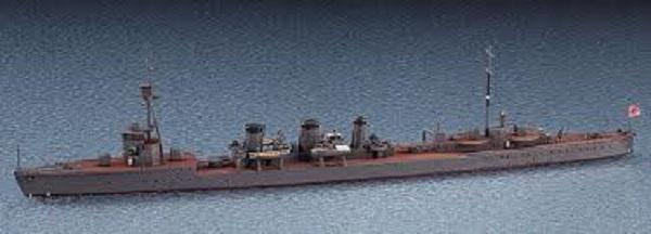 Hasegawa 1/700 水線船系列 龍田 日本海軍 輕巡洋艦 TATSUYA 組裝模型 Hasegawa, 1/700, 水線船系列, 龍田, 日本海軍, 輕巡洋艦, TATSUYA, 組裝模型
