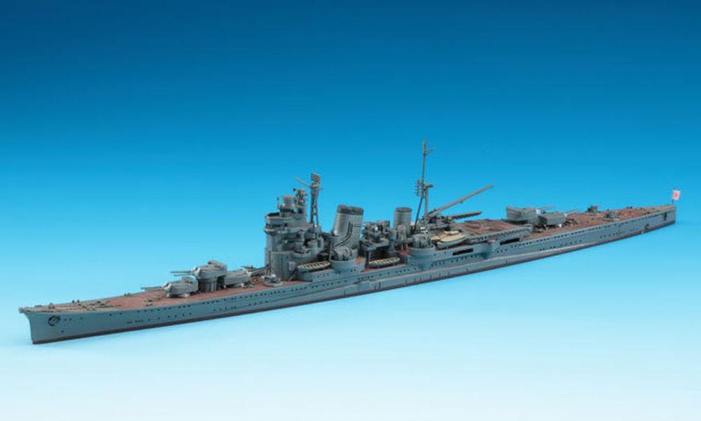 Hasegawa 1/700 水線船系列 妙高 日本海軍 重巡洋艦 MYOKO 組裝模型 Hasegawa, 1/700, 水線船系列, 妙高, 日本海軍, 重巡洋艦, MYOKO,組裝模型