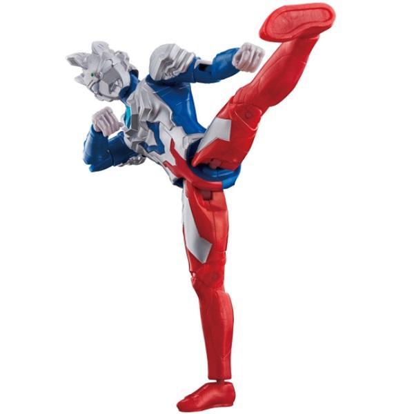 BANDAI  超人力霸王可動公仔  超人力霸王傑特 阿爾法 BANDAI ,超人力霸王可動公仔  ,超人力霸王傑特 ,阿爾法