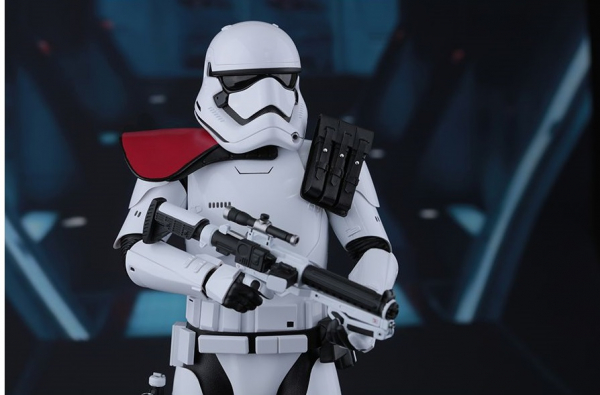 HOT TOYS / 1/6 / STAR WARS 星際大戰 EPVII / 風暴兵指揮官 First Order Stormtrooper Officer / MMS334  HOT TOYS,1/6,星際大戰,EPVII,原力覺醒,風暴兵指揮官,First Order Stormtrooper Officer,MMS334