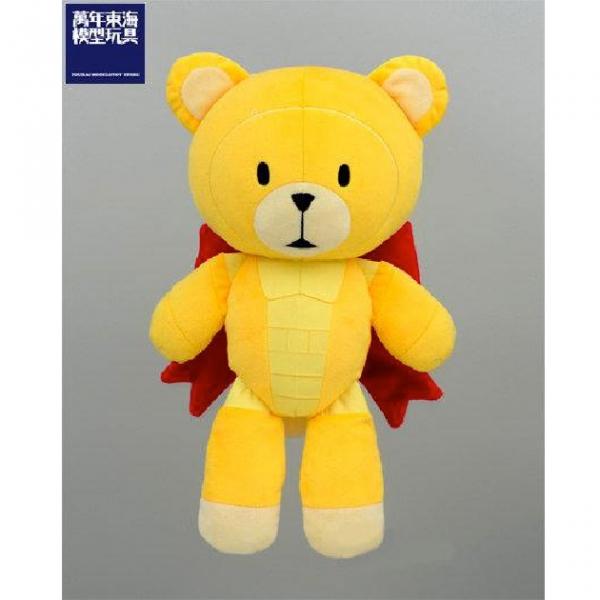 現貨 日版 BANDAI限定 鋼彈創鬥者 熊亞凱III 絨毛娃娃 布偶 SK JAPAN,景品,熱帶水果鳥ㄝ奇異果,BIG布偶