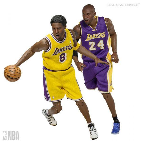[最後的販售 永別了 黑曼巴] ENTERBAY 1/6 NBA 湖人隊 Kobe Bryant 可動公仔模型 柯比·布萊恩 升級限量版 台灣限定版 加贈湖人隊徽T恤 紀念外紙盒套 含球衣 球鞋 MVP獎杯 老大Laoda ENTERBAY,1/6,NBA,湖人隊,Kobe Bryant,柯比·布萊恩