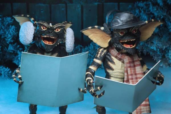"NECA / 小精靈 / 聖誕歌頌 2入組 7吋可動公仔 / Gremlins – 7"" Scale Action Figure – Christmas Carol Winter Scene 2-Pack NECA,小精靈,聖誕歌頌,Gremlins – 7"" Scale Action Figure – Christmas Carol Winter Scene 2-Pack"