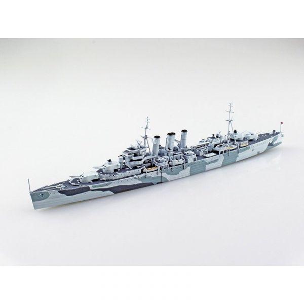 AOSHIMA / 青島 / 1/700 / Waterline / 英國重巡洋艦 諾福克號Norfolk 組裝模型 AOSHIMA,青島,1/700,Waterline,英國重巡洋艦,Norfolk,諾福克號