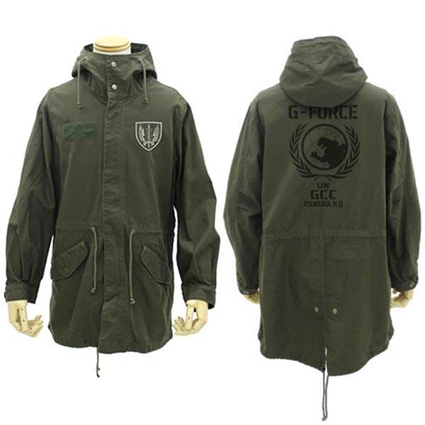COSPA 哥吉拉 G-FORCE M-51 軍裝外套 苔綠色 COSP,哥吉拉,G-FORCE,M-51,軍裝外套,苔綠色