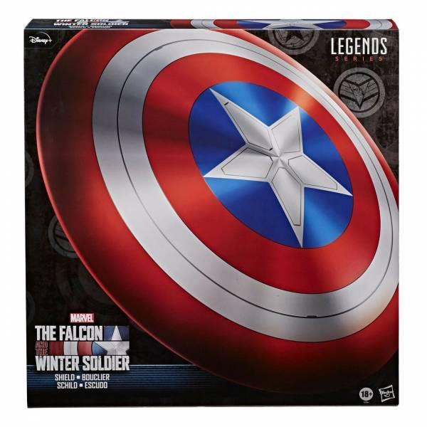 Hasbro 孩之寶 1/1 漫威 Marvel Legends 美國隊長盾牌 獵鷹與酷寒戰士 更新版 Hasbro,孩之寶,漫威,Marvel Legends,美國隊長盾牌,Captain America Shield