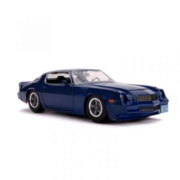 [限量授權生產] JADA / 1/32 / 怪奇物語 / 比利 Chevy Camaro Z28 1979 合金車 JADA,1/32,怪奇物語,比利,Chevy Camaro Z28 1979,合金車