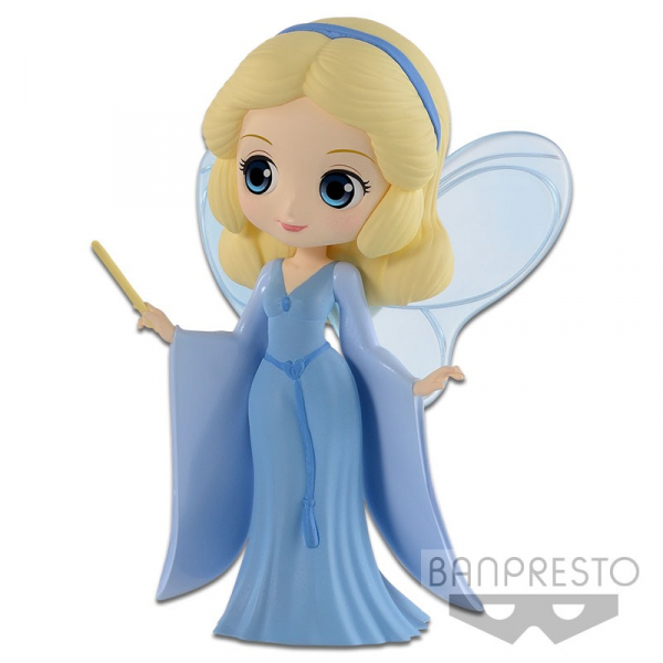 BANPRESTO / 景品 / Q POSKET Petit / 迪士尼 / 木偶奇遇記 藍仙女 7cm BANPRESTO,景品,Q POSKET Petit,迪士尼,木偶奇遇記,藍仙女